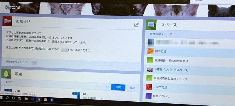 バディチームkintoneポータル.jpg